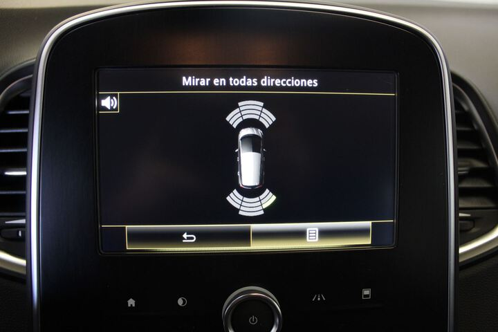 Inside Scénic  Gris Casiopea/Techo