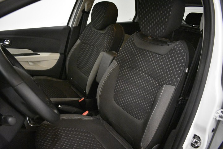 Inside Captur Diesel  BLANCO
