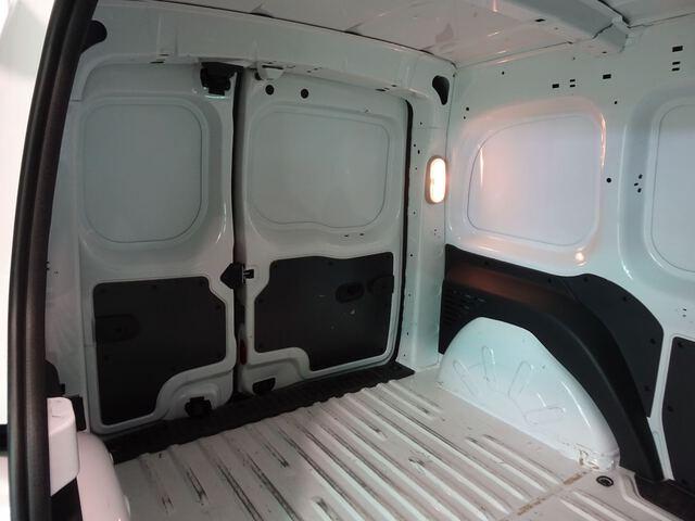 Inside Kangoo Furgón Diesel  Blanco Mineral