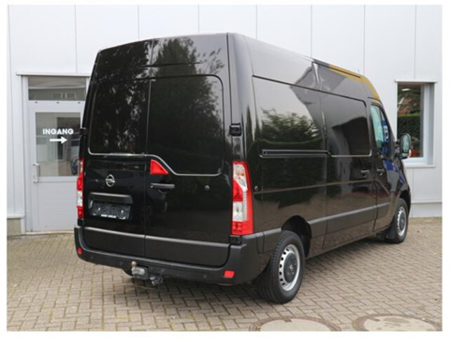 Exterieur Movano  zwart