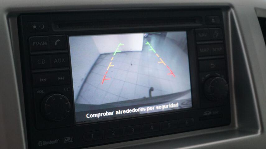 Inside Evalia Combi Diesel  Negro Azabache