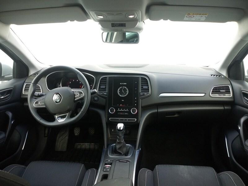 Inside Mégane  GRIS CLARO