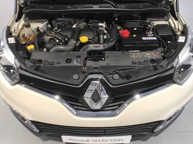 Inside Captur Diesel  Marfil / Techo Negro