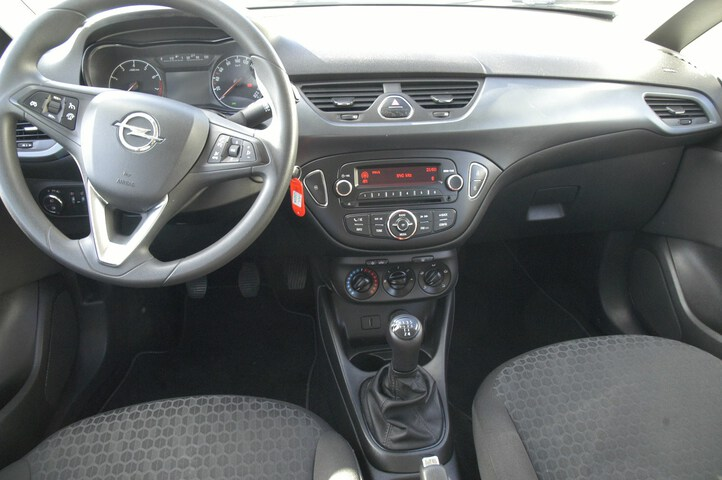 Inside Corsa  BLANCO