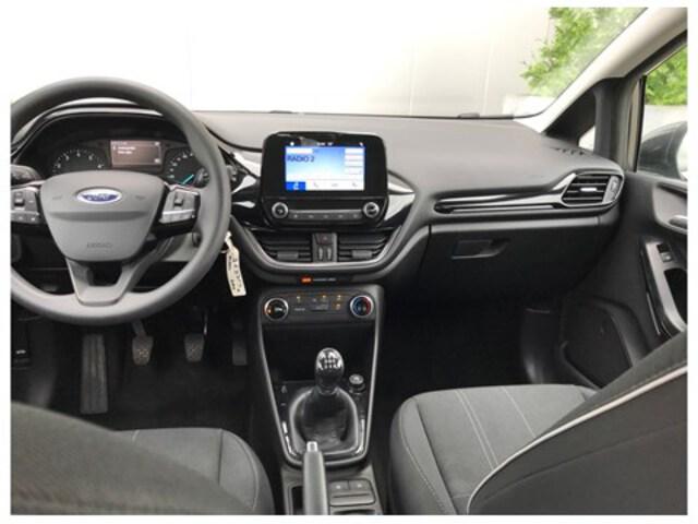 Extérieur Fiesta  gris