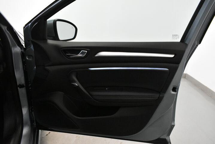 Inside Mégane Sport Tourer  Blanco