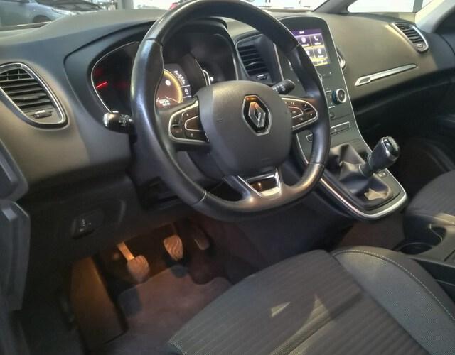 Inside Scénic Diesel  Negro brillante   te