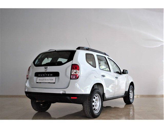 Outside Duster Diesel  Blanco Glaciar