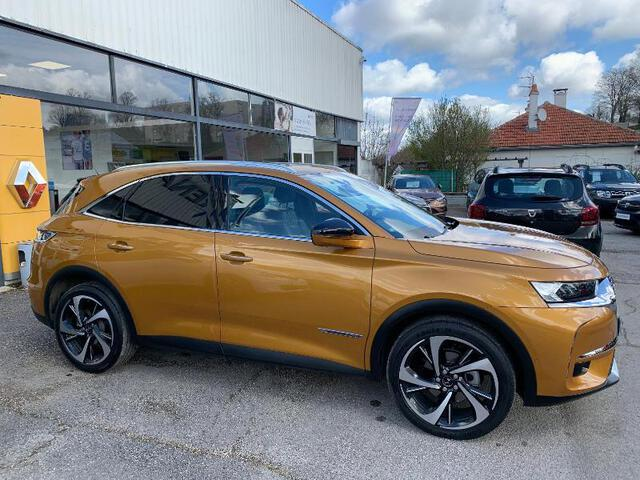 DS7 Grand Chic JAUNE CLAIR