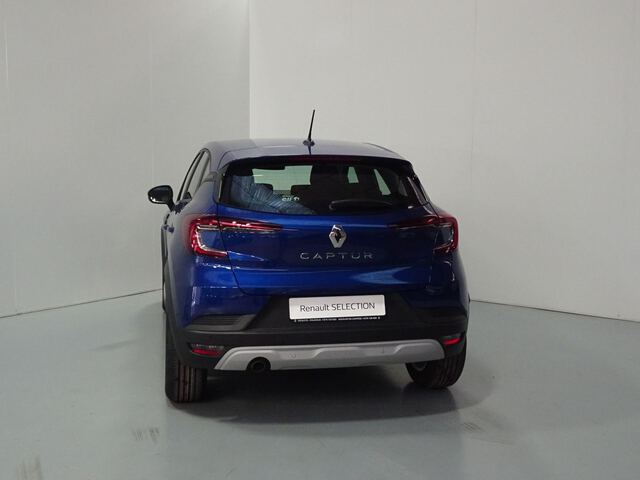 Outside Captur Diesel  AZUL RAYO