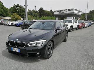 BMW - Serie 1 F 20 21 2015