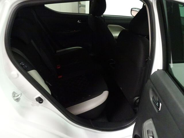 Inside Micra  Solid White