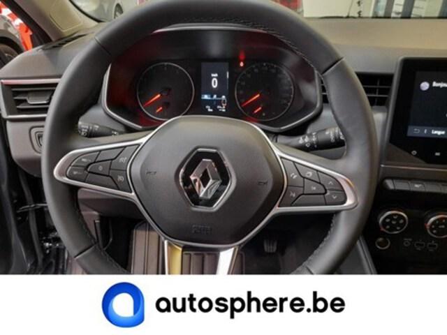 Exterieur Clio  grijs