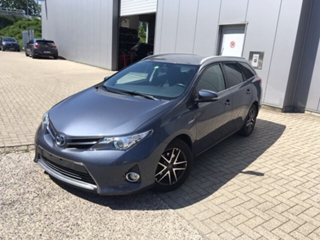 Auris Touring Sports  blauw