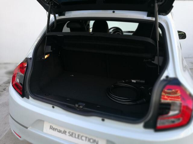 Inside Twingo Electric  Blanco Quartz