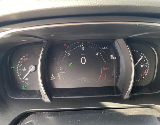 Inside Talisman Diesel  ROJO CARMIN