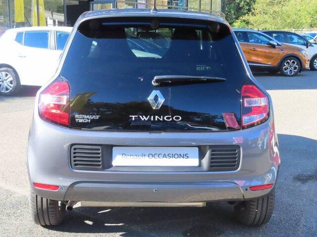 TWINGO Intens GRIS