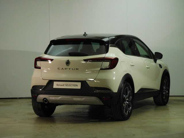 Outside Captur  BLANCO albatros tech