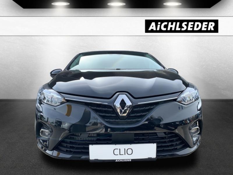 Außenausstattung Clio Gletscher-Weiß       schwarz