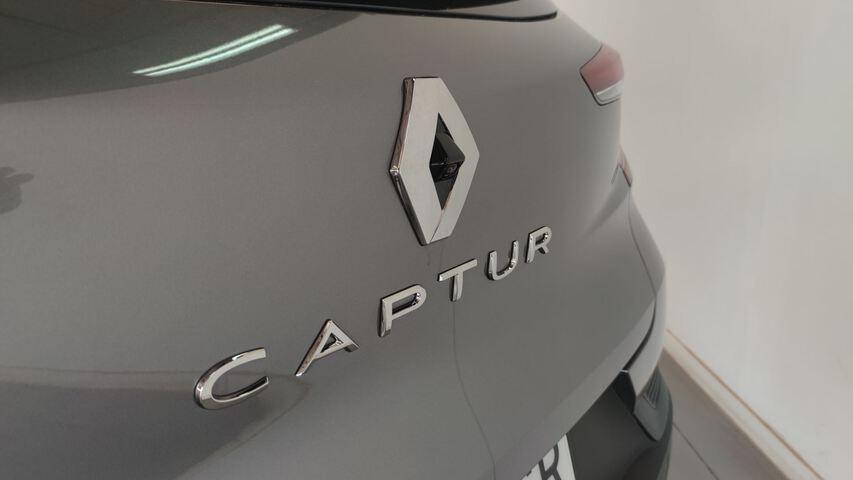 Outside Captur Gasolina/gas  Gris