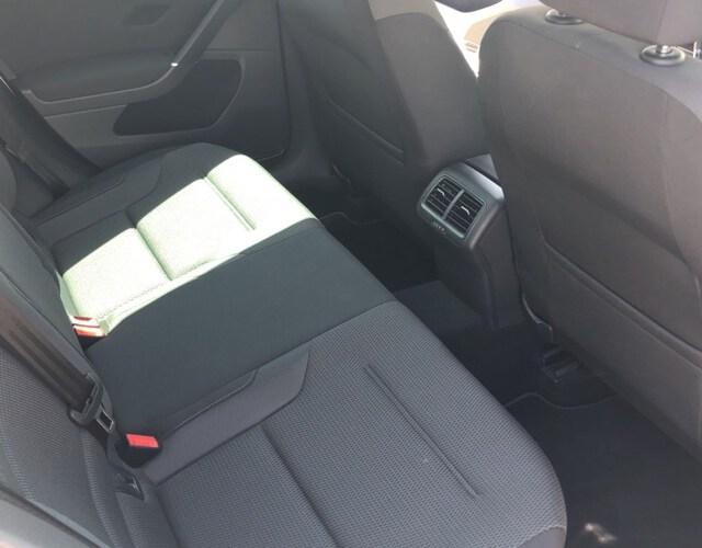 Inside Golf VII Variant Diesel  Blanco Oryx nacarado