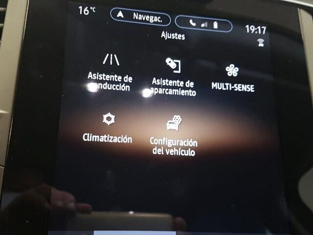 Inside Mégane  COBRE SOLAR