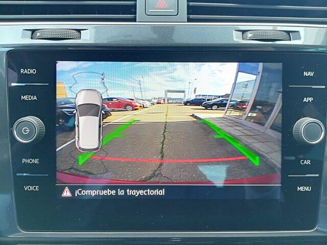 Inside Golf VII Diesel  Rojo