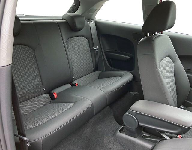 Inside A1 Diesel  ROJO