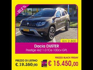 DACIA - Duster II 2018