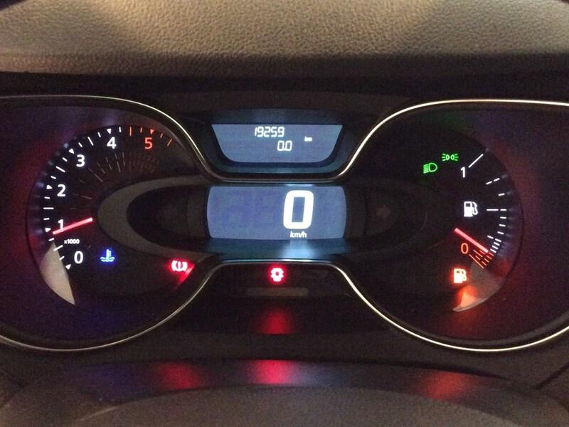 Inside Captur Diesel  Gris oscuro