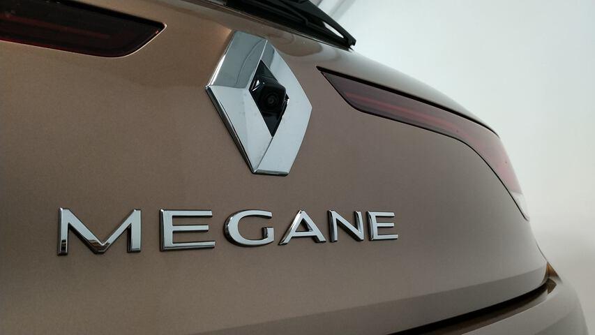 Outside Mégane Diesel  Beige