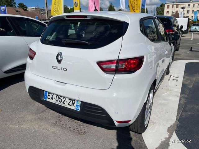 CLIO Business BLANC