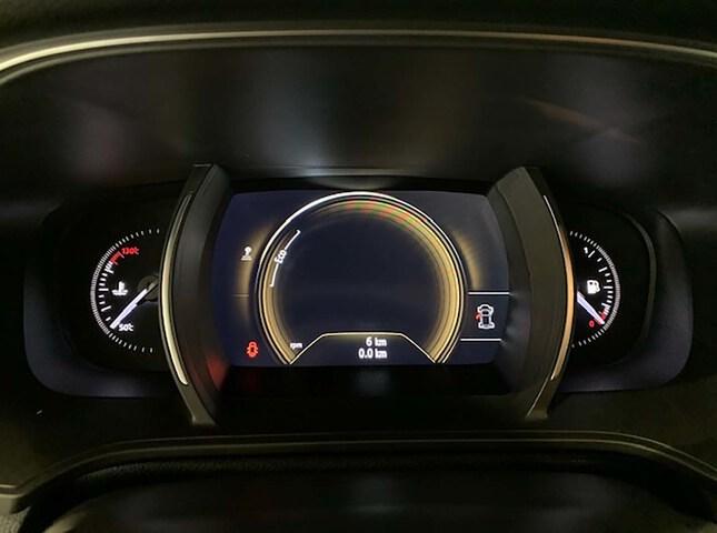 Inside Mégane Diesel  Negro