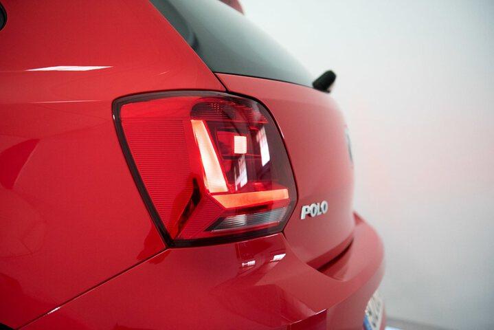 Outside Polo Diesel  Rojo Flash