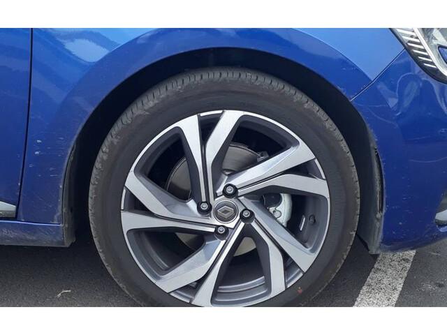 CLIO RS Line Bleu fonce