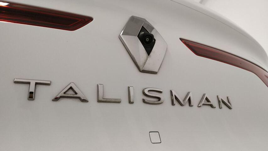 Outside Talisman Diesel  Blanco