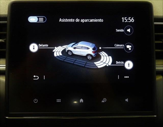 Inside Captur Diesel  Gris Casiopea techo