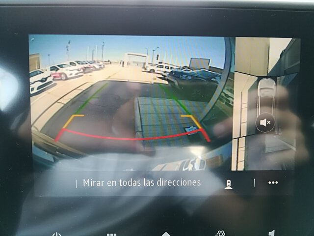 Inside Clio Diesel  Marron