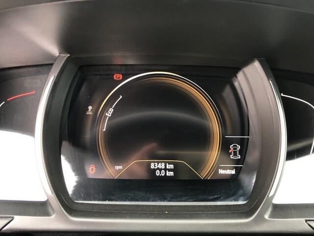 Inside Scénic Diesel  Azul Cosmos