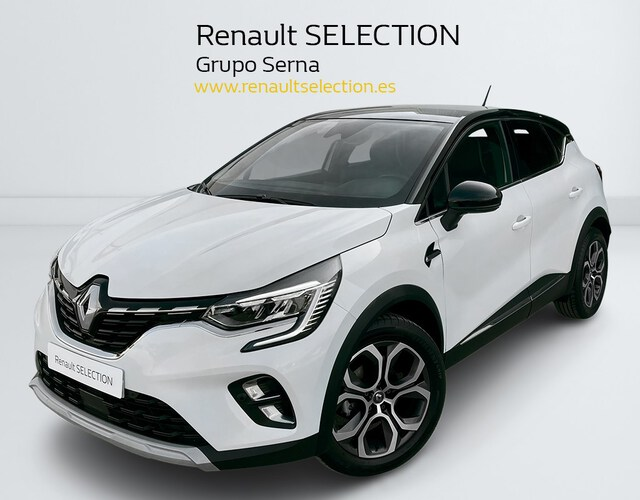 Captur Diesel  BLANCO NACARADO TECH