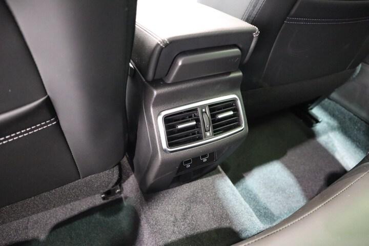 Inside Mégane Diesel  Cobre solar