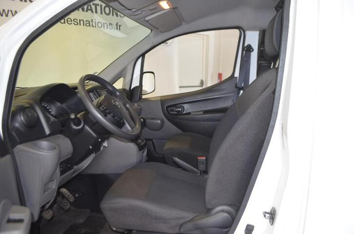 NV200 FOURGON OPTIMA BLANC