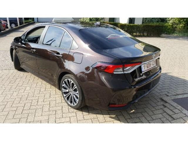 Extérieur Corolla  brun