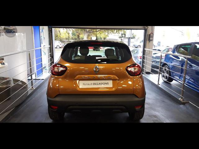CAPTUR SL Sunset ORANGE CLAIR