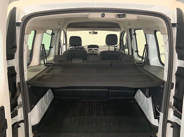 Inside Kangoo Combi Diesel  Blanco