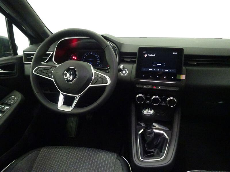 Inside  Nuevo CLIO  Gris Titanium