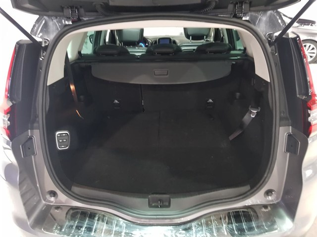 Inside Grand Scénic Diesel  Gris Casiopea/Techo