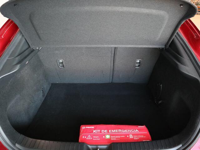 Inside CX-30 Diesel  Soul Red Crystal