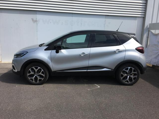 CAPTUR Intens GRIS PLATINE TOIT NO