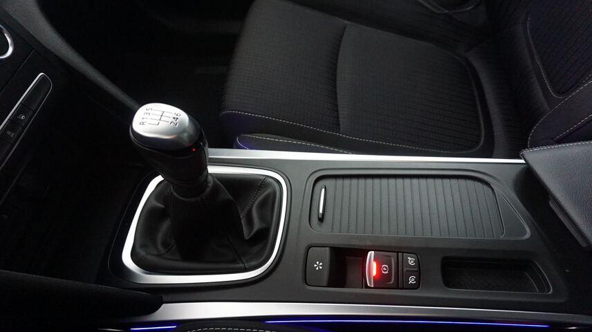 Inside Mégane Sport Tourer Diesel  Gris Highland